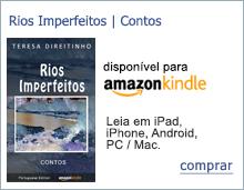 Rios Imperfeitos, contos, livro em português para Kindle, disponível na Amazon